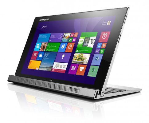 Lenovo IdeaPad Miix 2 10 Lenovo IdeaPad Miix 2 10   10 Zoll Tablet PC mit Windows 8.1 und Tastatur Dock für 249€