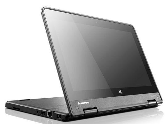 Lenovo ThinkPad Yoga 11e Lenovo ThinkPad Yoga 11e   11 Zoll Convertible Notebook mit Touchdisplay für 399€