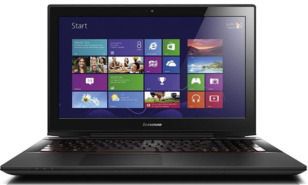 Lenovo Y50 701 Lenovo Y50 70   15 Zoll Full HD Notebook (i7, 12GB Ram, Win 10) für 749€ (statt 904€)