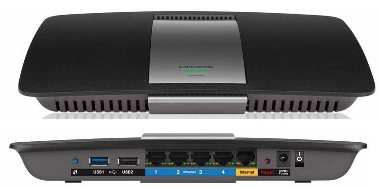 Linksys Linksys EA6700 AC Router 1750 Mbit statt 140€ für 95,90€