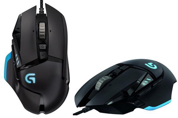 Logitech Logitech Proteus Core G502   Gaming Maus für 49€ inkl. Versand