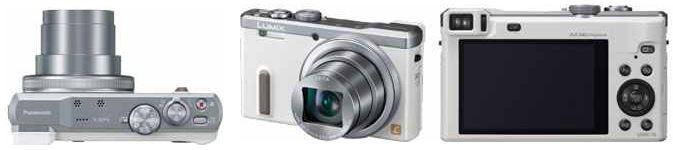 PANASONIC LUMIX DMC TZ60   18MP Kompaktkamera mit 30x Zoom ab 249€