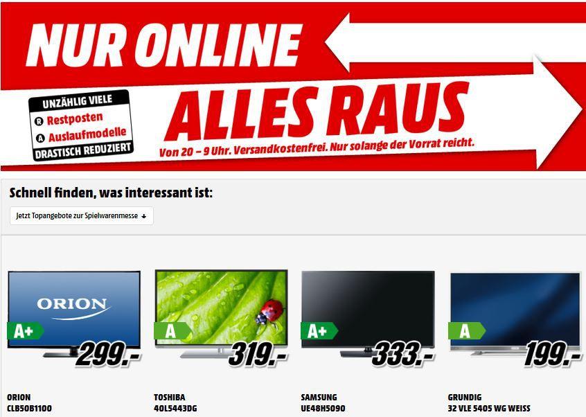 Media Markt Spezial Magnat WSB 50 Pro für 222€   und 183 mehr gute MediaMarkt Angebote: Alles Muss Raus