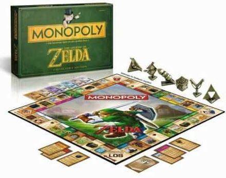 Ravensburger   Die Maulwurf Company ab 14,56€   Monopoly Zelda Version für 34,95€ (Vorbestellung)