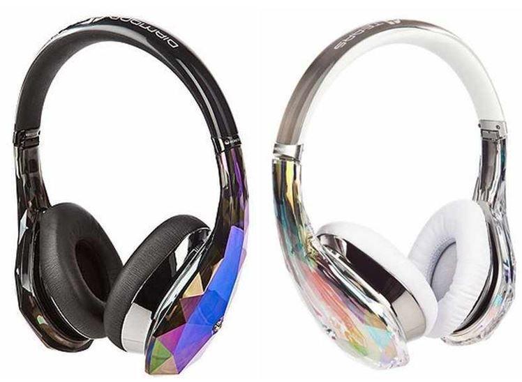 Monster Diamond Tears   OnEar Kopfhörer mit ControlTalk für 179,99€