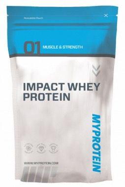 4kg MyProtein Impact Whey ab 50,56€