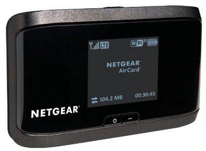 NetGear AC762S Wieder da!   NetGear AC762S AirCard   Mobiler LTE Hotspot für ca. 82,36€