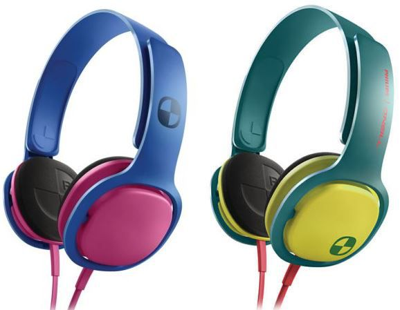 PHILIPS ONeill Headband Kopfhörer SHO3300ACID für je 11,11€ inkl. Versand   Update!