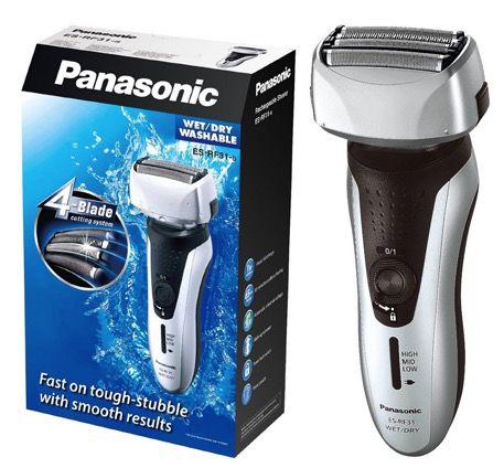 Panasonic ES RF31 Panasonic ES RF 31 Trocken  und Nassrasierer für 49,99€