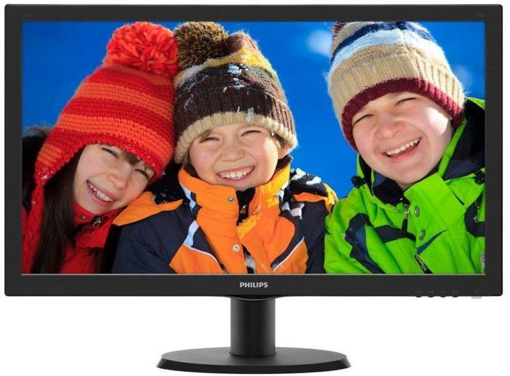Philips 243V5QHAB   24 Zoll FullHD Monitor für 99€