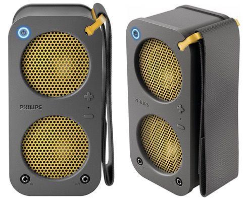Philips SB5200G Bluetooth Lautsprecher für 38,95€