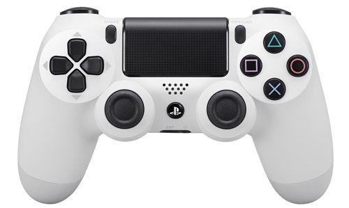 PlayStation 4 Dualshock Controller PlayStation 4 Dualshock Wireless Controller in Weiß für 49,99€