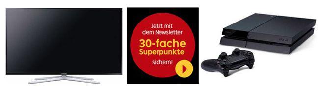 Rakuten TOP! 30 fache Rakuten Superpunkte – PS4 für effektiv 293,30€ – nur heute   Update!