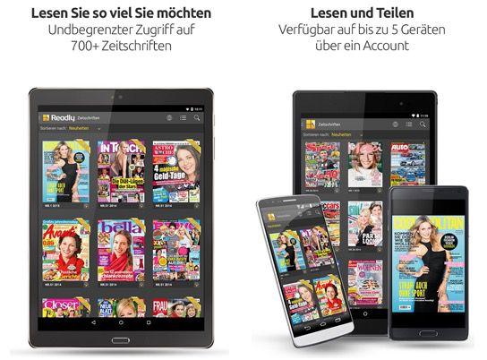 TOP! Readly App 14 Tage kostenlos testen   unbegrenzter Zugriff auf über 700 Zeitschriften, z.B. Gamestar, PC Welt und Co.
