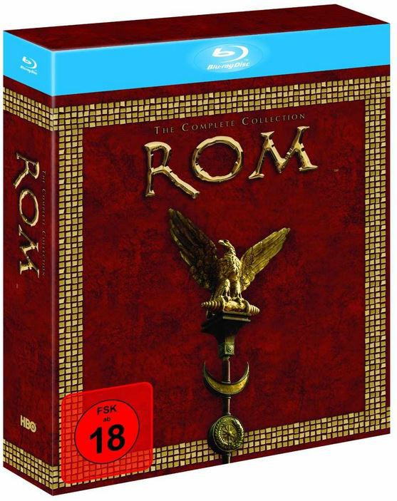 Rom   The Complete Collection (Blu ray) für 19,90€