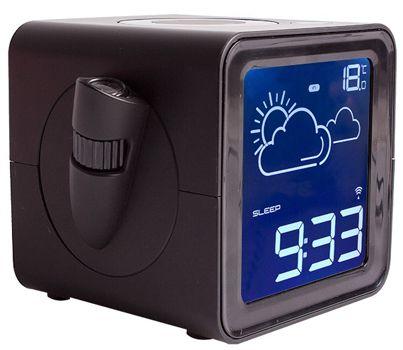 SEG One CH 116 Funk Radiowecker mit Wetteranzeige für 19,90€