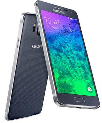 Samsung Galaxy Alpha Samsung Galaxy Alpha   4,7 Zoll LTE Android Smartphone mit 32GB Speicher für 299,00€   Update!