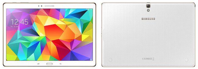 Samsung Galaxy Tab S   8.4 Zoll Tablet mit 16GB LTE für 328,50€