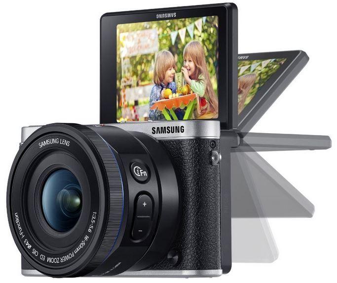 Samsung NX 3000 Systemkamera + 16 50mm Objektiv + 8GB Speicherkarte ab 222€   Update!