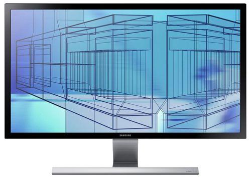 Samsung U28D590D   28 Zoll 4K UHD LED Monitor für 327,99€