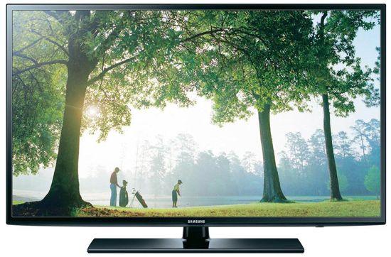 Samsung UE55H6273 Samsung UE55H6273   55 Zoll LED Fernseher mit Triple Tuner und WLAN für 549,99€