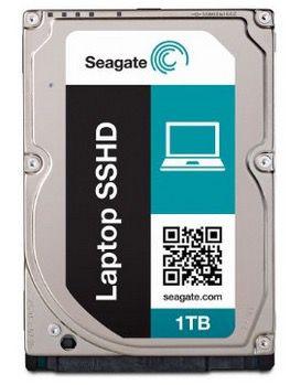 Seagate ST1000LM014 SSHD Seagate ST1000LM014 Notebook SSHD mit 1TB für 69,90€