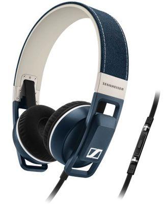 Sennheiser Urbanite On Ear Kopfhörer mit Fernbedienung und Mikrofon für 121,14€   Update