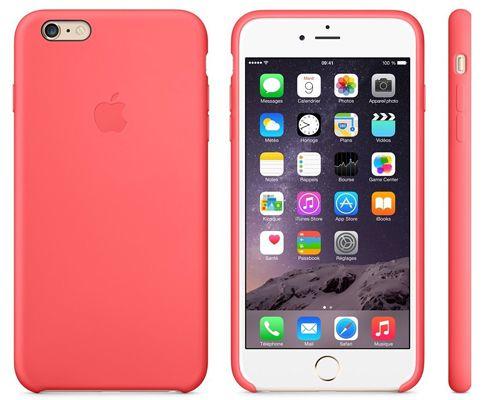 Apple Silikon Hülle für iPhone 6 Plus in Pink statt 36€ ab 18€   nur noch 3 Stück verfügbar!