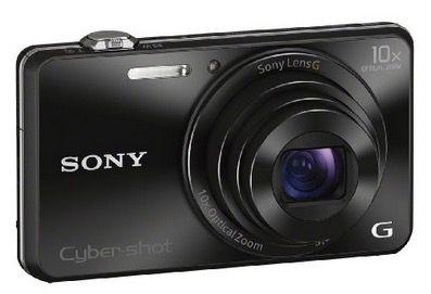 Sony Cyber Shot DSC WX220 Sony Cyber Shot DSC WX220   18,2 Megapixel Kamera mit NFC und WLAN für 132,56€