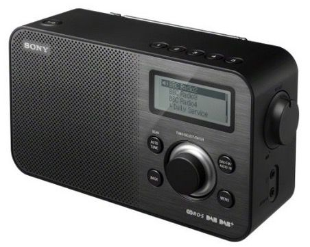 Sony XDR S60DBPB Digitalradio für 56,81€