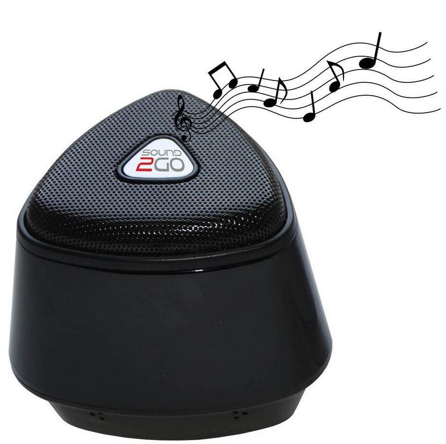 MOBISET Sound2Go Delta 3    Spritzwassergeschützter Bluetooth Lautsprecher statt 30€ für 13,99€ oder HP S6000 für 24€  Update!