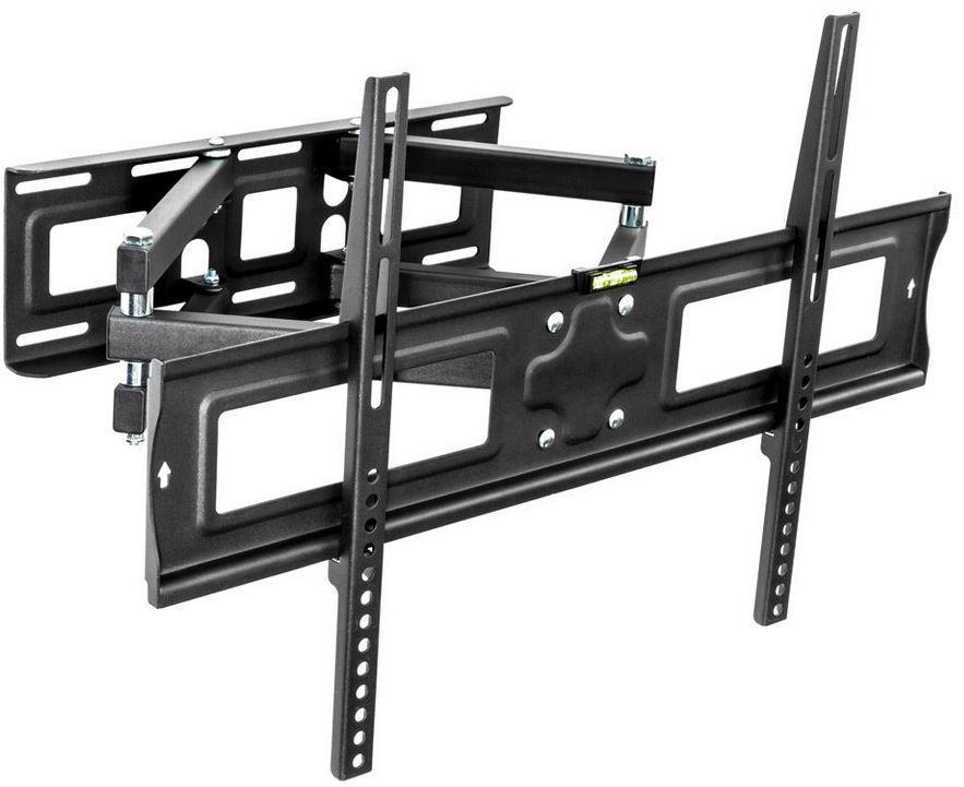 TecTake TV Wandhalterung   schwenkbar und neigbar 32 bis 55 Zoll max. 90Kg für 19,90€