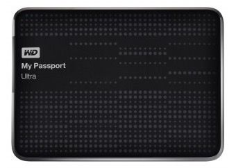 Western Digital My Passport Ultra mit 1,5TB ab 69,99€