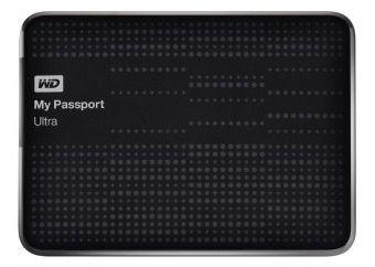 Western Digital My Passport Ultra mit 1,5TB ab 69,99€