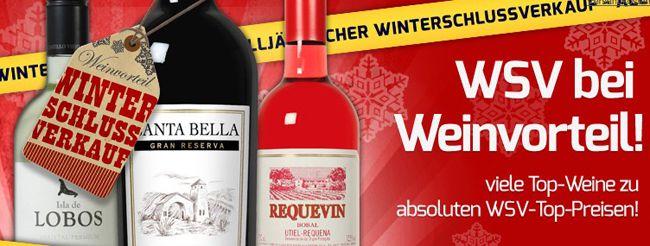 Weinvorteil WSV Räumungsverkauf bei Weinvorteil   Update