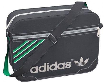 adidas Adicolor Airliner Schultertasche (17 Liter) für 24,95€ (statt 33€)