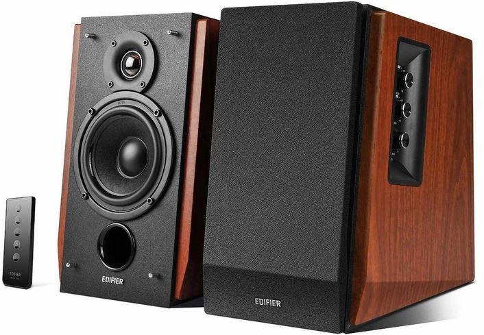 edifier EDIFIER R1700BT   Studio Bluetooth Lautsprecherpaar für 128,90€