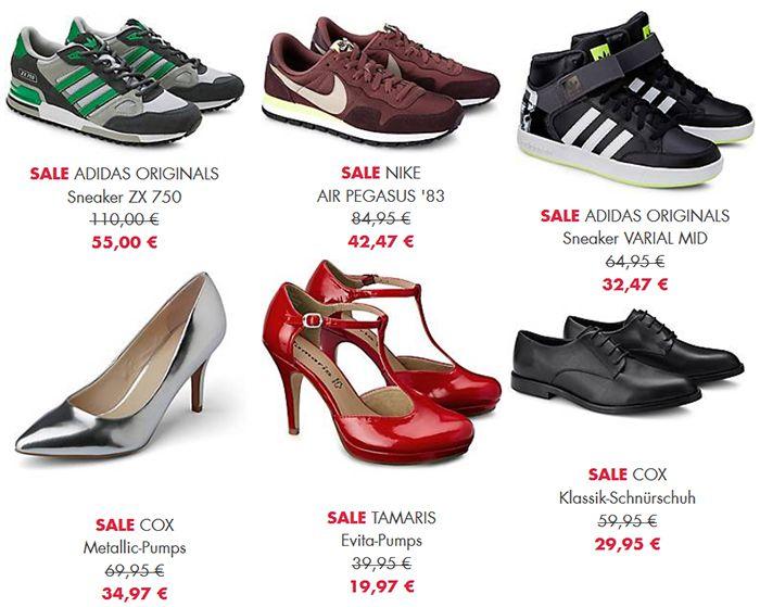 goertz TOP! Goertz Sale  50% vom Originalpreis + VSK frei