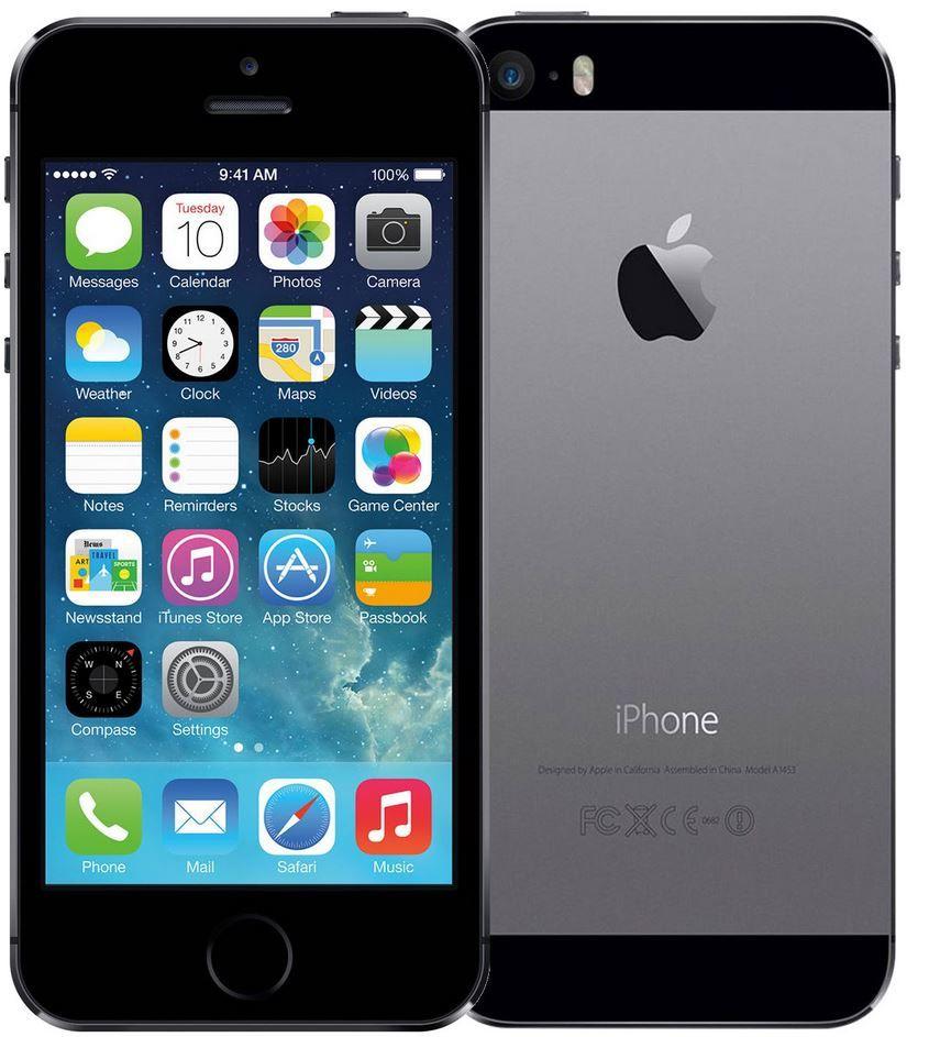 i5s Apple iPhone 5S mit 16GB in B Ware 3 Farben für je 399€