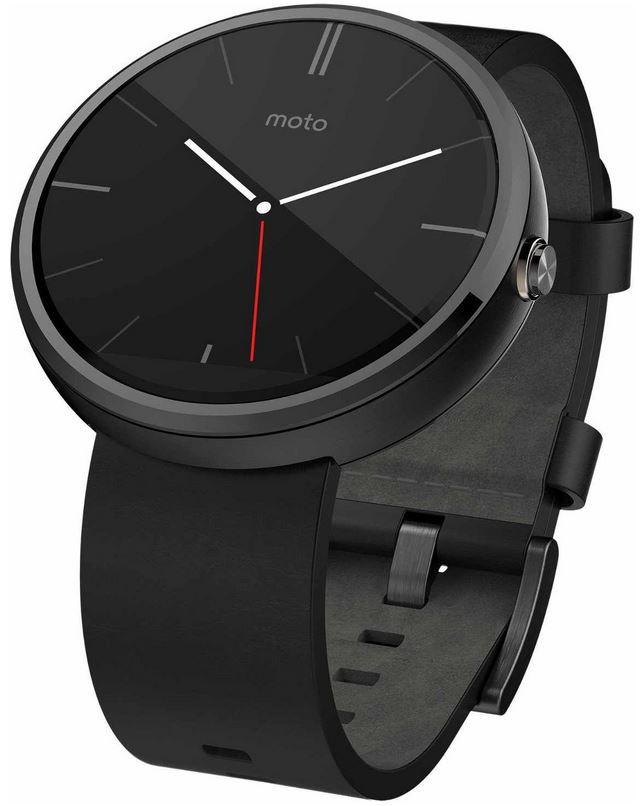 motorola Moto 360 Motorola Moto 360   Android Smartwatch statt 235€ für nur 199.07€