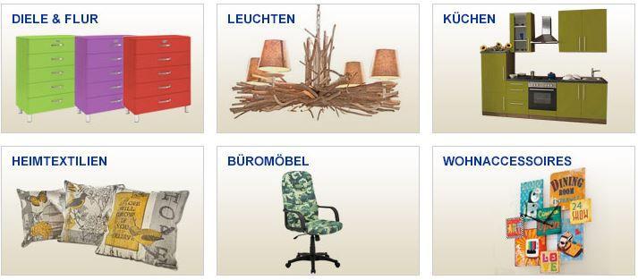 Plus.de heute mit 10% Rabatt auf Wohnartikel