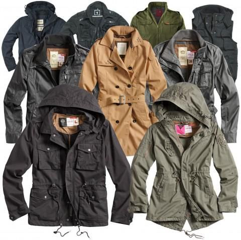 Trooper Jackets by Surplus   verschiedene Modelle für je 39,90€   Update