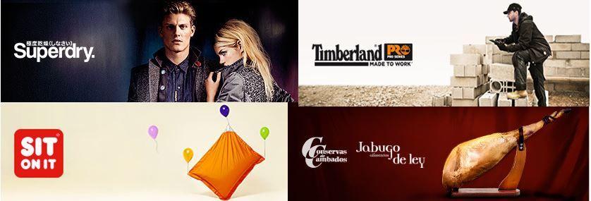 Superdry   Timberland   SIT ON IT ...  SALES mit Rabatten um 35% jetzt bei Vente Privee