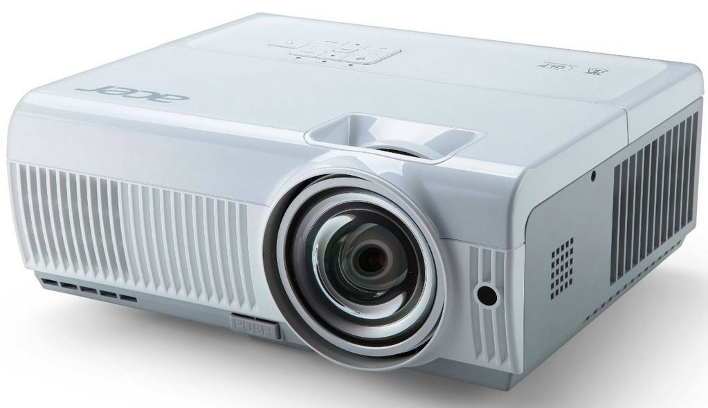 Acer S1212 DLP   Ultrakurzdistanzlinsen Projektor für 285,63€