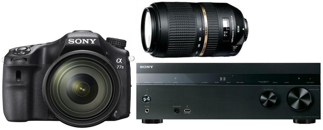 Amazo Sony STR DH750 7.2 Kanal Receiver für 199€   bei den 59 Amazon Blitzangeboten ab 18Uhr