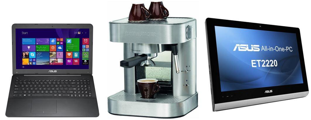 Amazon Blitzangebote14 ROMMELSBACHER EKS 1500   Espresso Maschine   bei den 62 Amazon Blitzangeboten bis 11Uhr