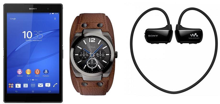 Sony SGP612 Xperia Z3   8 Zoll Tablet Compact für 389€   bei den 29 Amazon Blitzangeboten ab 18Uhr