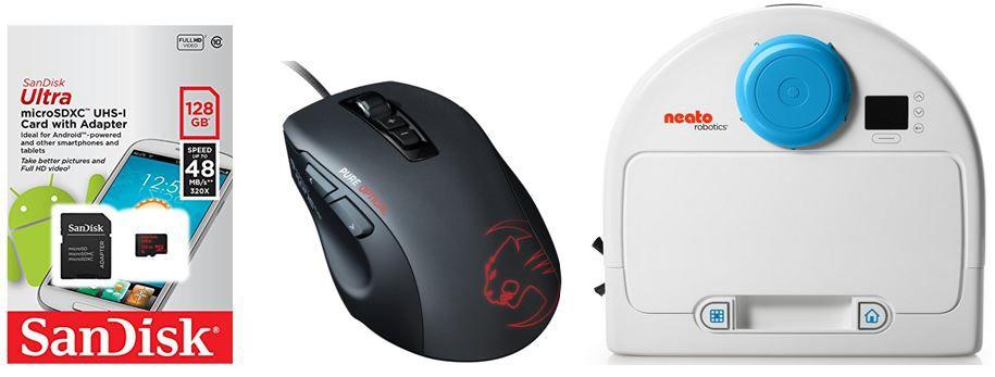 Neato 945 0110 BotVac 85  Staubsaugerroboter   bei den 48 Amazon Blitzangeboten bis 11Uhr