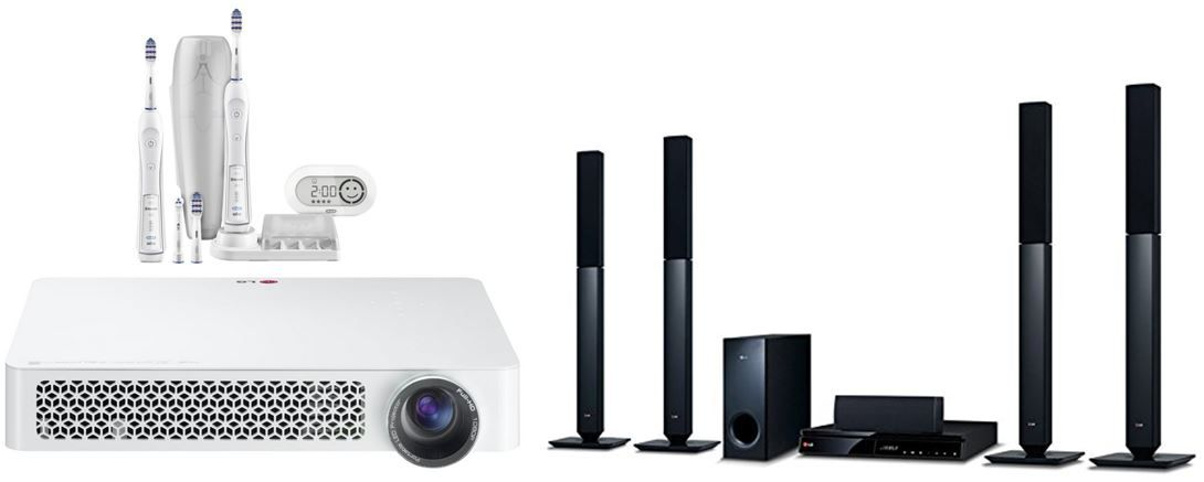 LG BH6540T 5.1 3D Blu ray Heimkinosystem für 179€   bei den Amazon Blitzangeboten ab 18Uhr