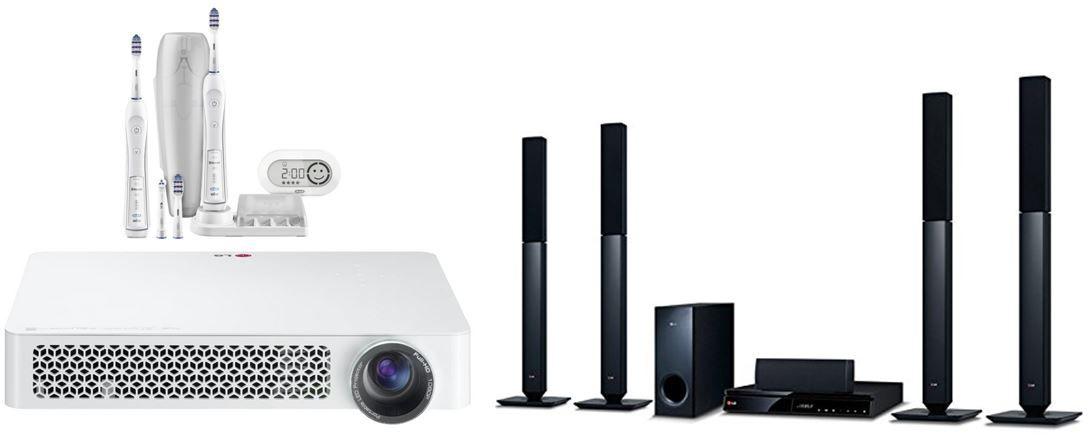 Amazon Blitzangebote5 LG BH6540T 5.1 3D Blu ray Heimkinosystem für 179€   bei den Amazon Blitzangeboten ab 18Uhr